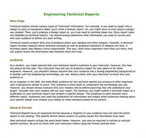 technical report template word 2010 engineering technical report template se 101 technical