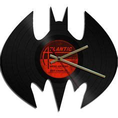 The Batman Clock Gives You Cool Credentials by 1000 Images About Clock Records On Vinyl