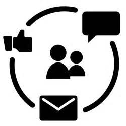 black white services free icons
