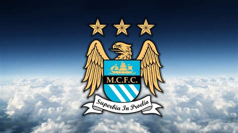 manchester city 11 best manchester city logo wallpapers free download