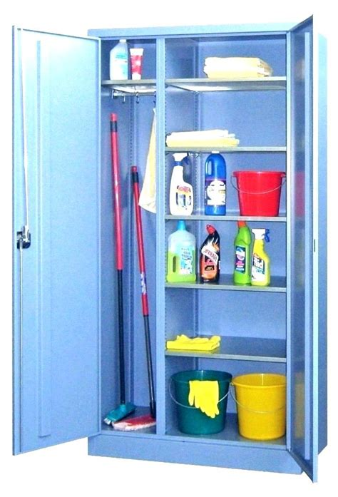 mop and broom storage cabinet mop and broom storage cabinet buy holder ideas gifdub