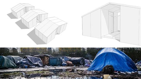 Cognitive Surplus Means That We Now Find Many With Emergency Shelters For Calais Refugees A Charities Crowdfunding Project In Brighton