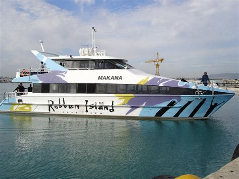 tow boat us city island robben island tour half a day