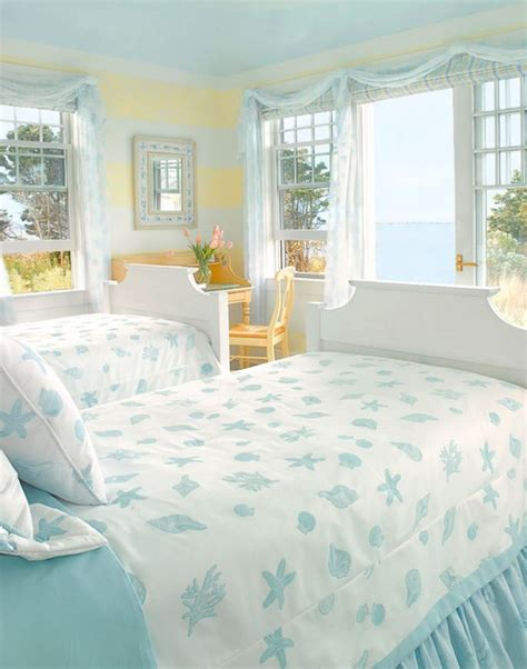 beach cottage bedroom cozy lake house with a fabulous screened porch