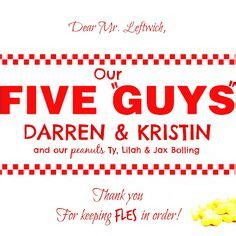 Five Guys Burgers Gift Cards - krispy kreme gift ideas apples for teachers bus driver gifts doughnut gifts free