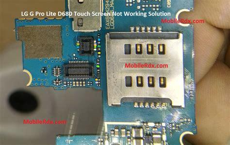 Touchscreen Lg G Pro Lite D680d682 lg g pro lite d680 touch screen not working solution