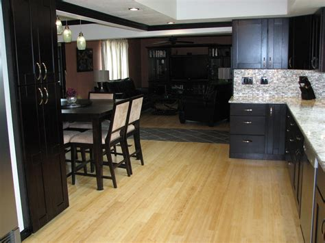 kitchen wall colors with light wood cabinets wonderful two pictures of dark wood flooring and bright