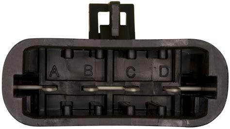 hvac blower motor resistor in a 2005 tacoma hvac blower motor resistor airtex 4p1650 fits 05 15 toyota tacoma 4 0l v6