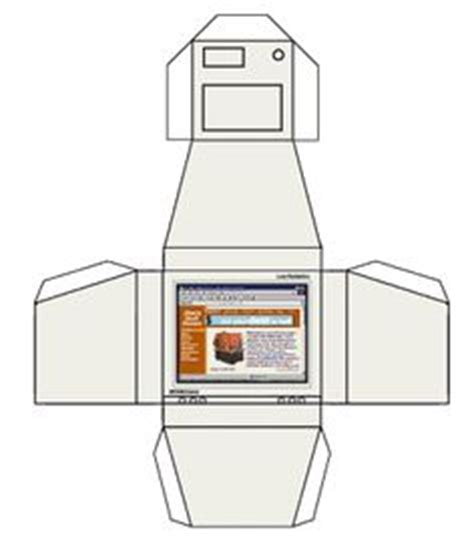 How To Make A Computer With Paper - the world s catalog of ideas