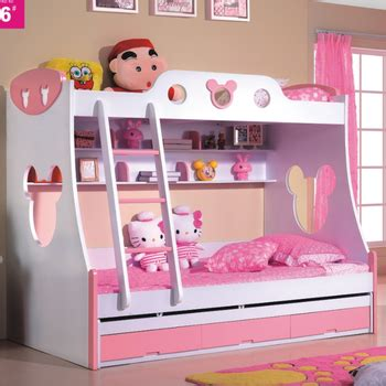 Mickey Mouse Bunk Beds Mickey Mouse Bunk Bed 2016 Cheap And Lovely Bed Bedroom Furniture Oem Buy