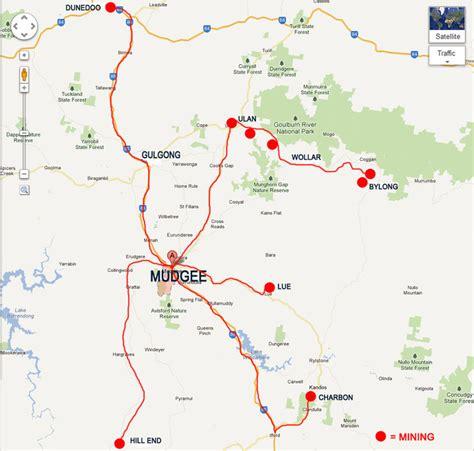 mine design guidelines nsw mudgee coal mines mining companies ulan wilpinjong