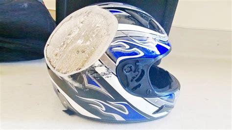 motosiklet kaski saglamlik testi youtube