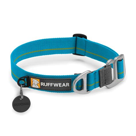 ruffwear collar ruffwear crag collar durable strong secure tag silencer ebay