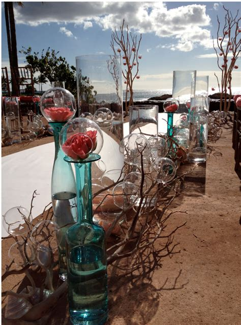 sea themed wedding decorations yvonne design wedding event d 233 cor hawaii floral