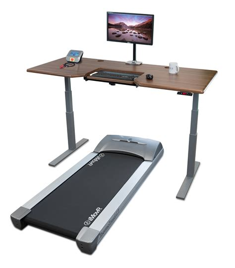 Desk Treadmill by Integrated Treadmill Desk Comparison Review Work While
