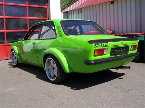 opel green opel kadett c lime green opel pinterest