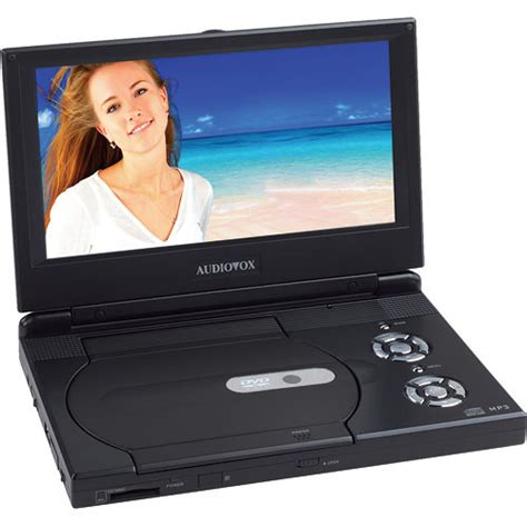 format audio vox audiovox d1917 portable 9 quot dvd player d1917 b h photo video