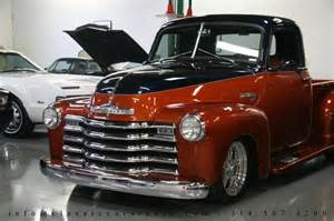 1950 chevrolet 3100 truck classic car studio