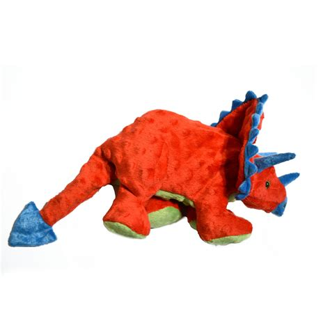 petco puppy play godog large triceratops petco