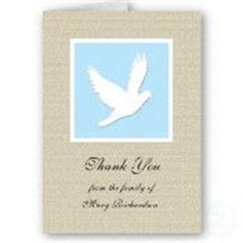 When Do You Send Thank You Cards For Wedding Gifts - thank you card exle bereavement thank you card wording memorial donation thank you