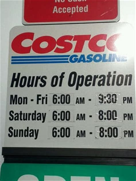 costco hours costco gas pacoima hours yelp