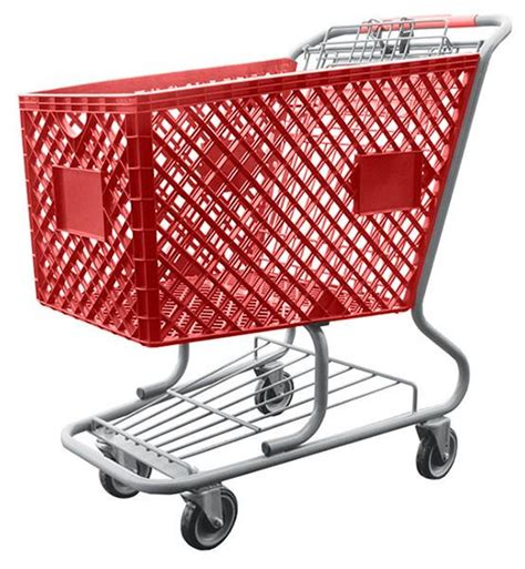 Visitor Pattern Shopping Cart | amp 12 plastic shopping cart with lower tray 12 000 cu in