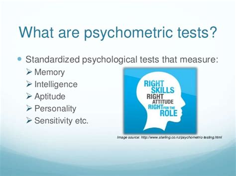 psychometric test how effective are psychometric tests