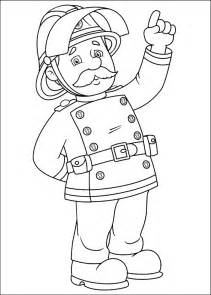 penny fireman sam coloring pages