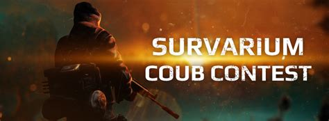 participate in contest community survarium