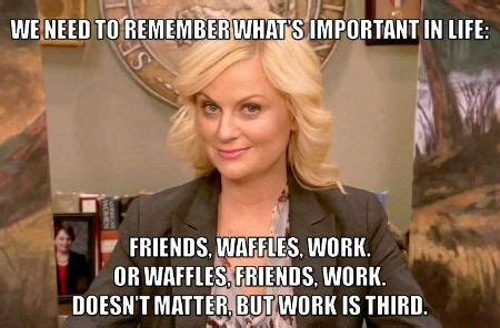 Leslie Knope Memes - quotes by leslie paul like success