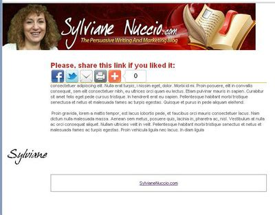 How To Create Your Own Customized Aweber Email Template Sylvianenuccio Com Create Your Own Email Template
