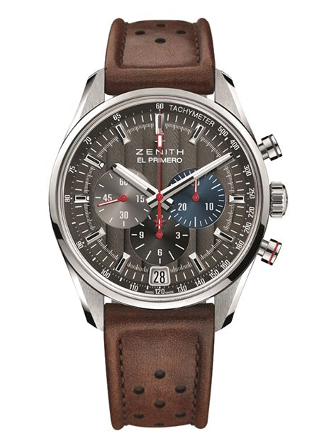retro hangl baselworld 2016 zenith retro uhren mit hightech motoren