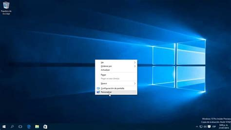 imagenes de windows 10 para pc personalizar fondo de escritorio en windows 10 youtube