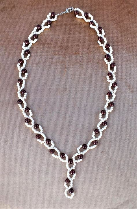 necklace pattern pinterest free pattern for necklace berries beads magic bead