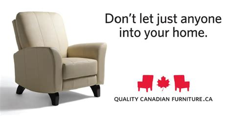 couch marketing canadian furniture makers unite under new marketing
