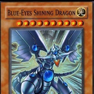 Yugioh Shining Original free yu gi oh the blue shining mint