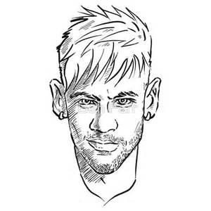 printing pictures of neymar jr fc550x550whiteu3jpg ideas para sketch template