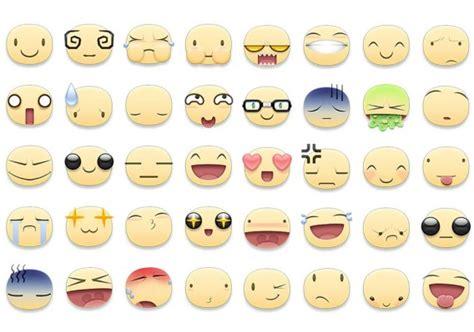 film con le emoticon smile tutte le emoticon per la chat facebook