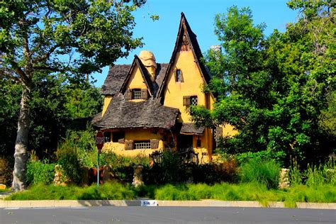 spadena house panoramio photo of spadena house aka the witch s house on walden in beverly hills ca
