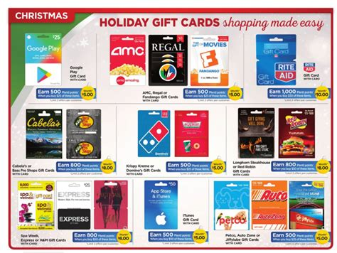 Rite Aid Gift Card Number - gift cards save on amex itunes google play restaurants and more frequent miler