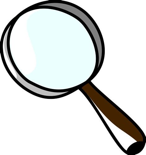 Magnifying Glass Clipart Free photo of magnifying glass clipart best