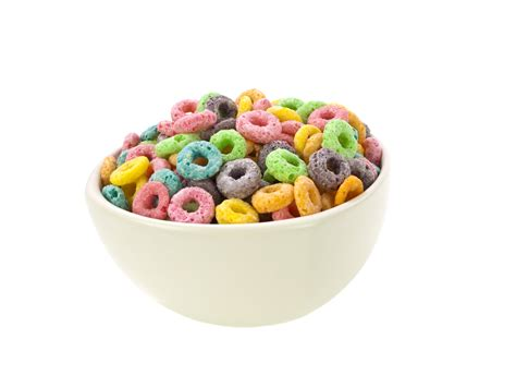 fruit loops cereal crave unhealthy breakfast cereal