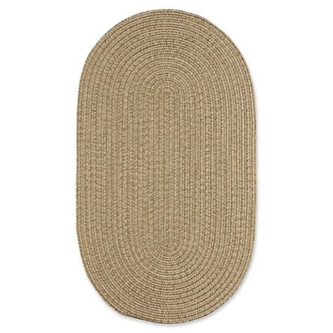 Oval Outdoor Rugs Capel Rugs Candor Indoor Outdoor Oval Rug In Bed Bath Beyond