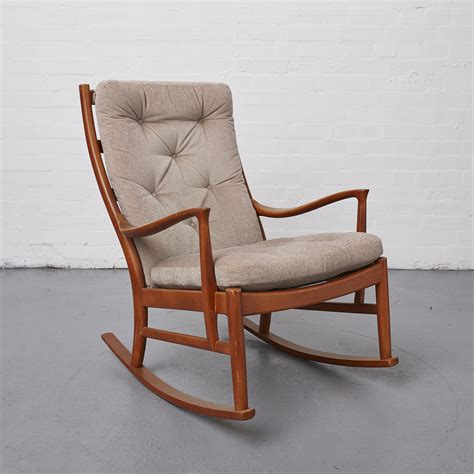 padded rocking chair uk ready to be upholstered knoll 1016 7 8 9 rocking