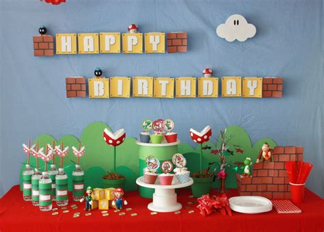 party themes yahoo super mario bros party shop at home search powered by