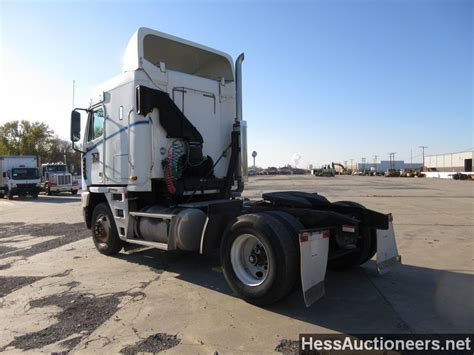 Used Semi Sleepers For Sale by Used 2003 Freightliner Argosy Single Axle Cab Sleeper For Sale In Pa 21165