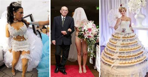 imagenes de vestidos de novia extravagantes las novias m 225 s fail que ver 225 s hoy