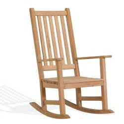 Garden Rocking Chair Shorea Wood Franklin Outdoor Rocking Chair