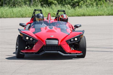 2015 Polaris Slingshot Review ? First Ride/Drive Video
