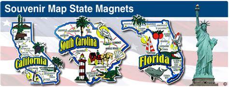 Souvenir Amerika Tempelan Magnet Hawai Waikiki 50 us states and washington dc usa souvenir map state magnets